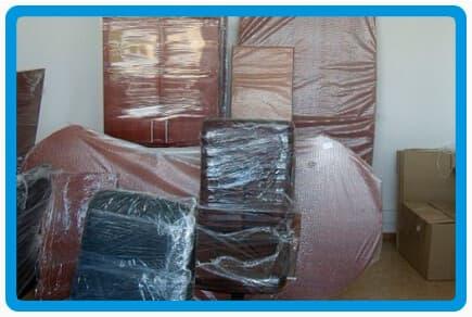 Как верно упаковать мебель при переезде