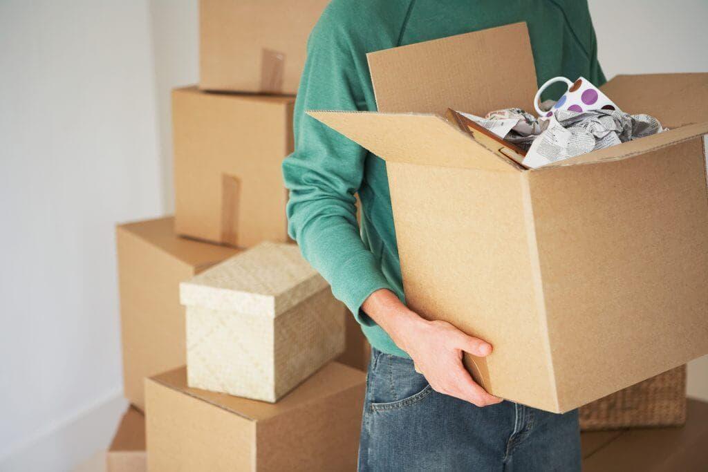Как упаковать при переезде?
